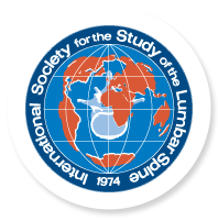 logo for International Society for the Study of the Lumbar Spinal