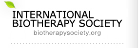 logo for International Biotherapy Society