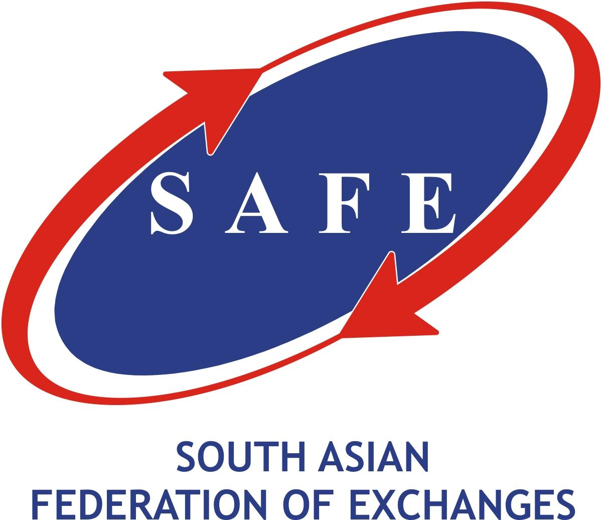 logo for South Asian Federation of Exchanges