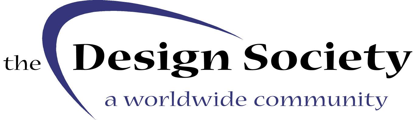 logo for Design Society, the