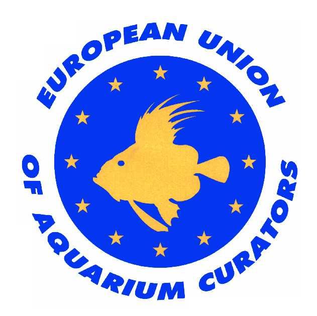 logo for European Union of Aquarium Curators
