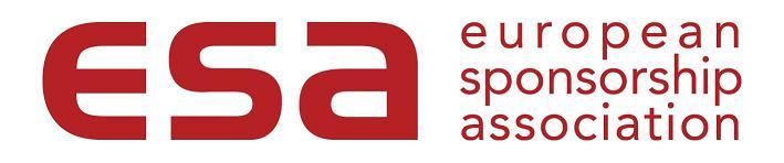 logo for European Sponsorship Association
