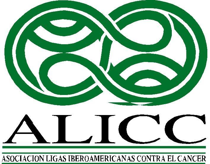 logo for Asociación Latina e Ibérica Contra el Cancer