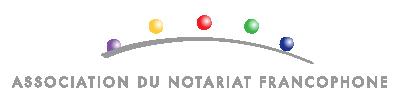 logo for Association du notariat francophone