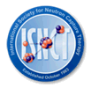 logo for International Society for Neutron Capture Therapy