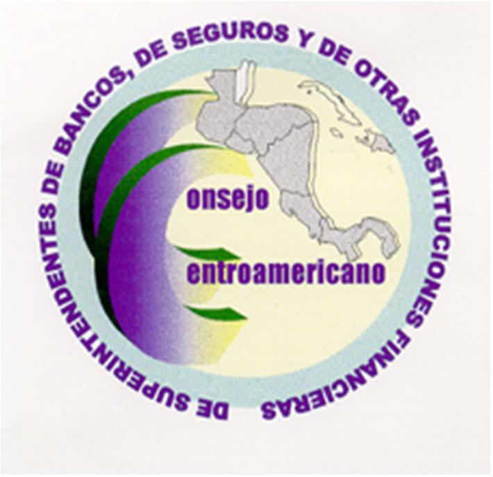 logo for Consejo Centroamericano de Superintendentes de Bancos, de Seguros y de Otras Instituciones Financieras