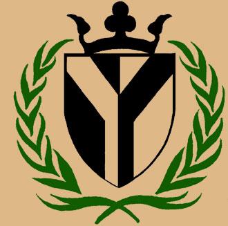 logo for Confédération internationale de généalogie et d'héraldique