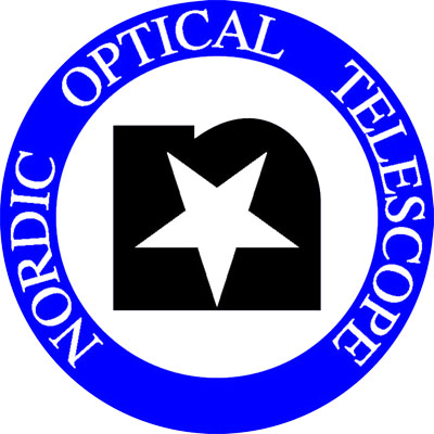 logo for Nordic Optical Telescope Scientific Association
