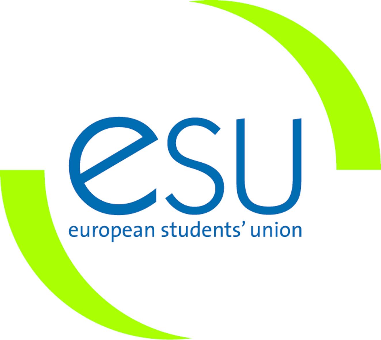logo for European Students' Union