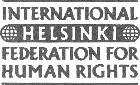 logo for International Helsinki Federation for Human Rights
