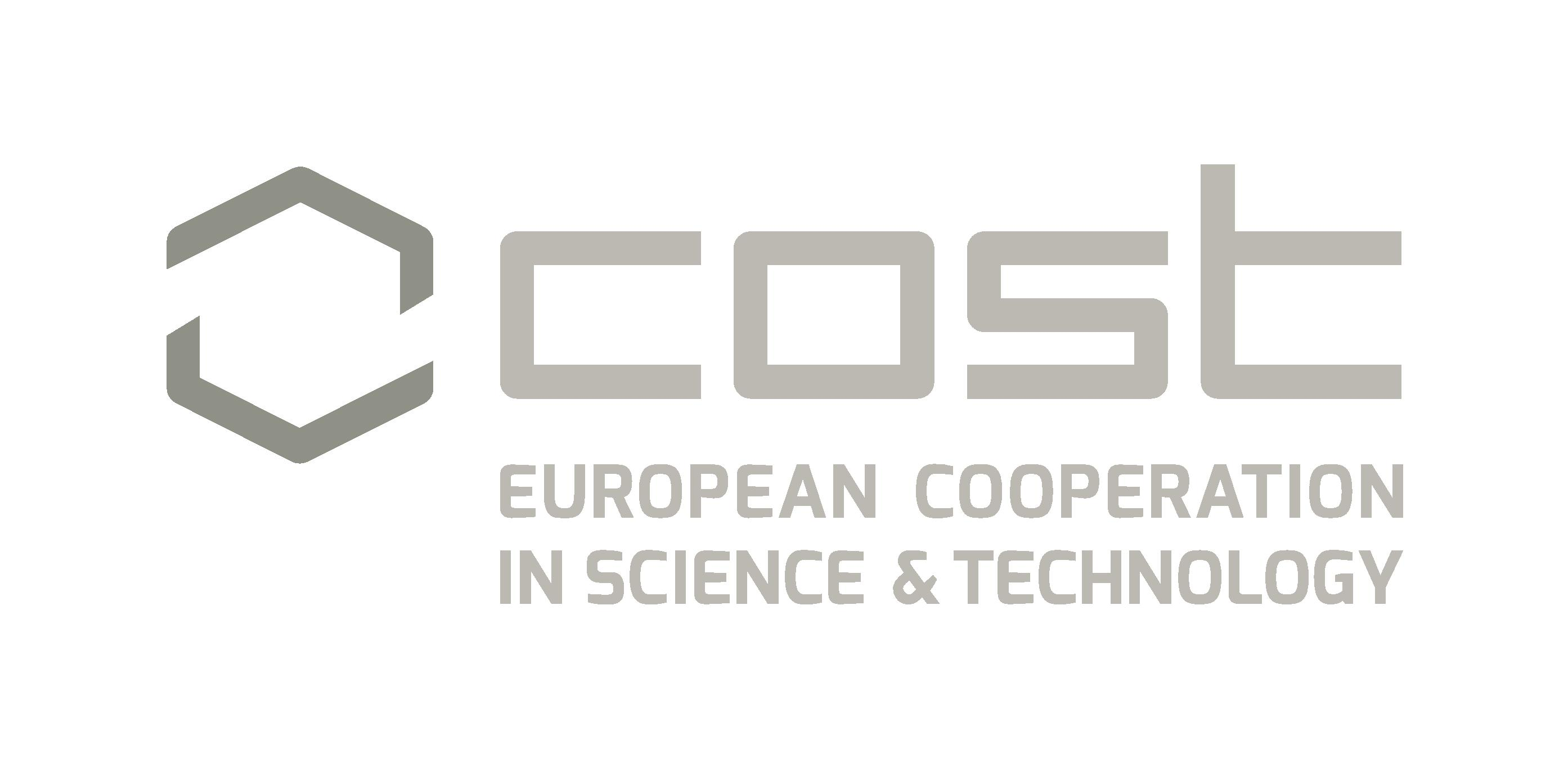 logo for European Cooperation in Science and Technology