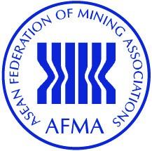 logo for ASEAN Federation of Mining Associations