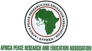 logo for Africa Peace Research and Education Association