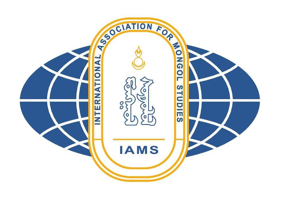 logo for International Association for Mongol Studies