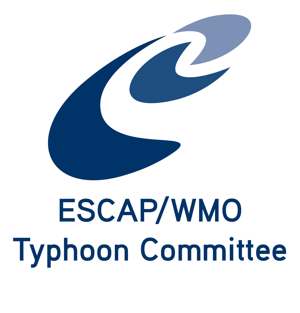 logo for ESCAP/WMO Typhoon Committee