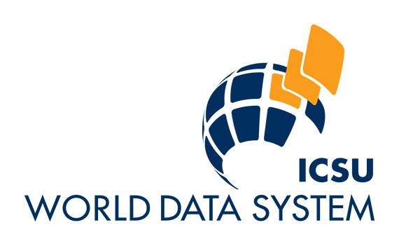 logo for ISC World Data System