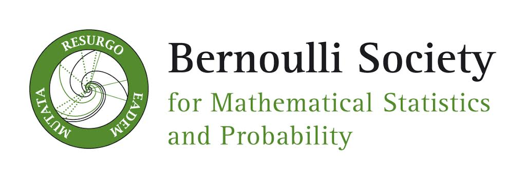 logo for Bernoulli Society for Mathematical Statistics and Probability