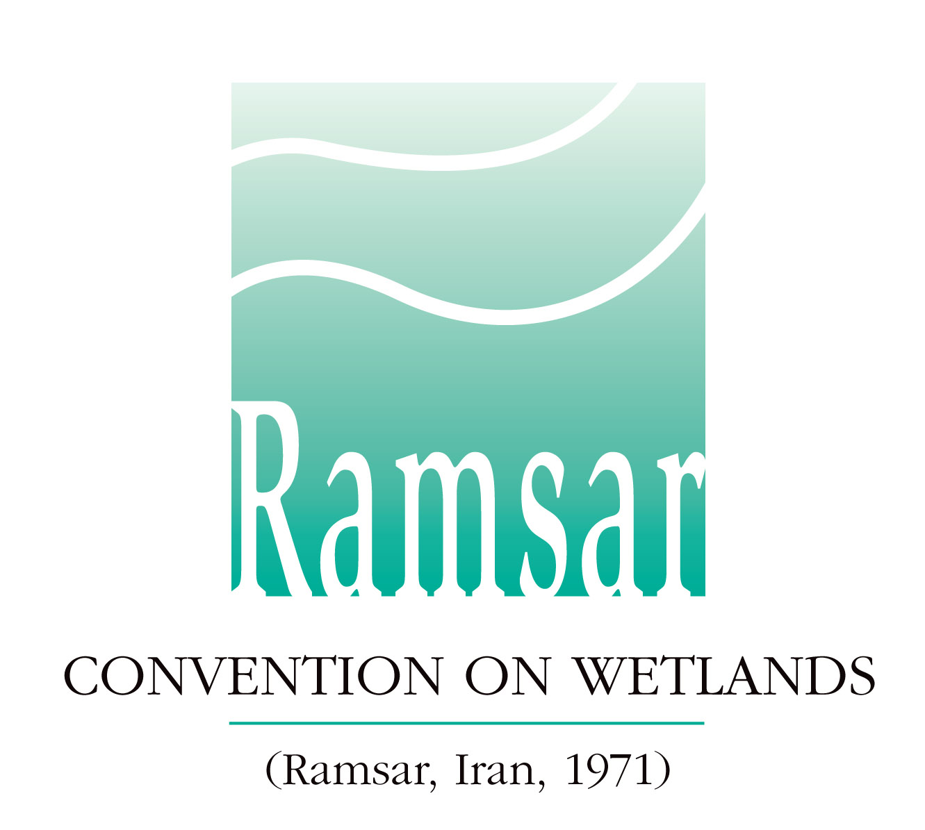 logo for Secretariat of the Ramsar Convention of Wetlands