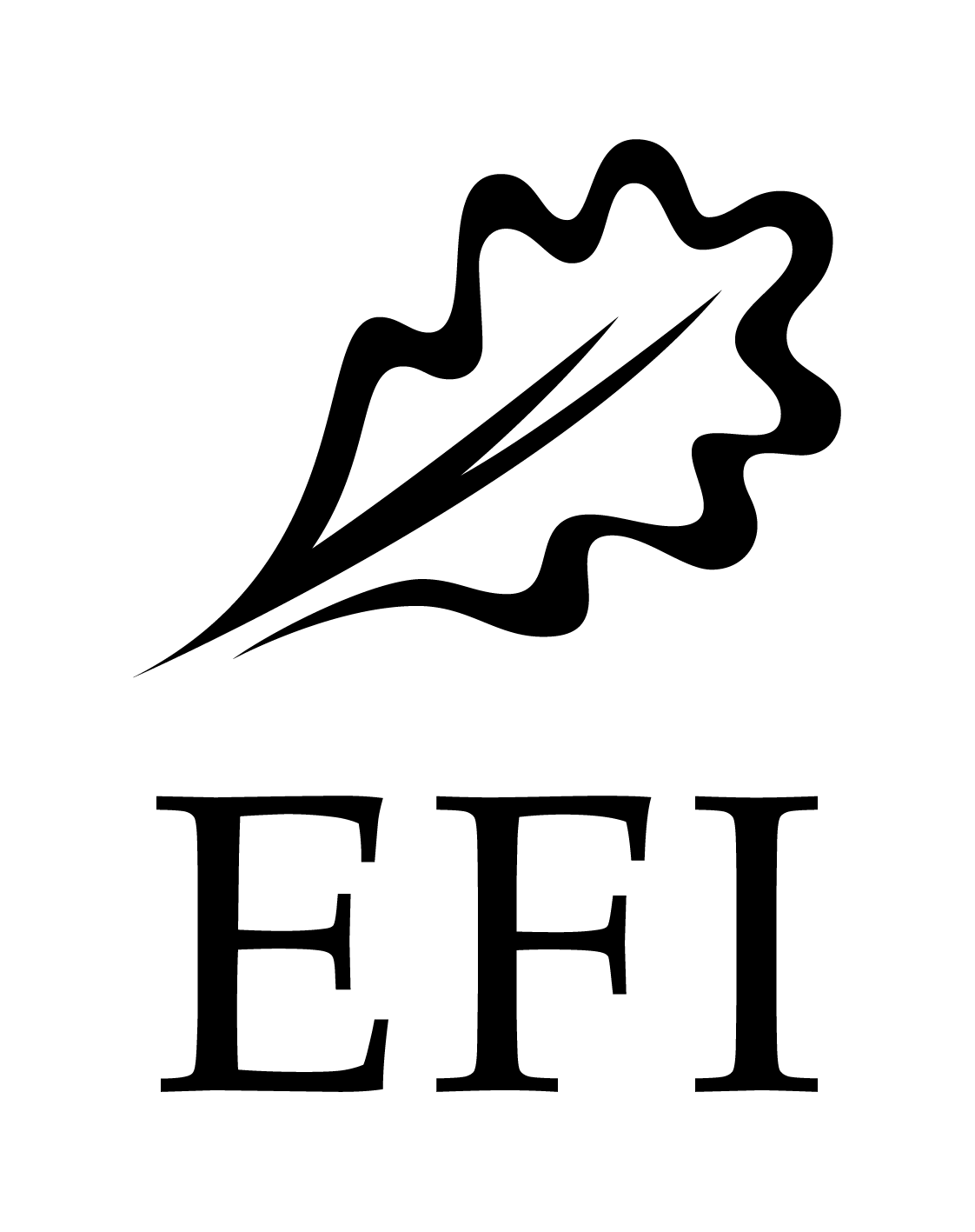 logo for European Forest Institute