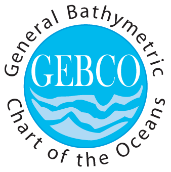 logo for Joint IOC/IHO Guiding Committee for the General Bathymetric Chart of the Oceans