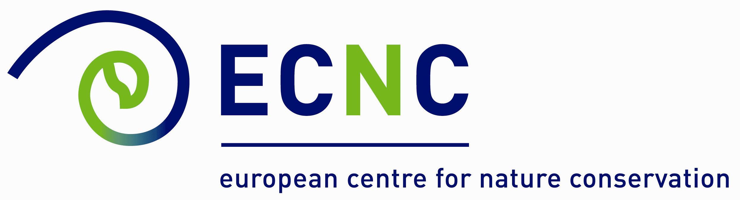 logo for ECNC - European Centre for Nature Conservation