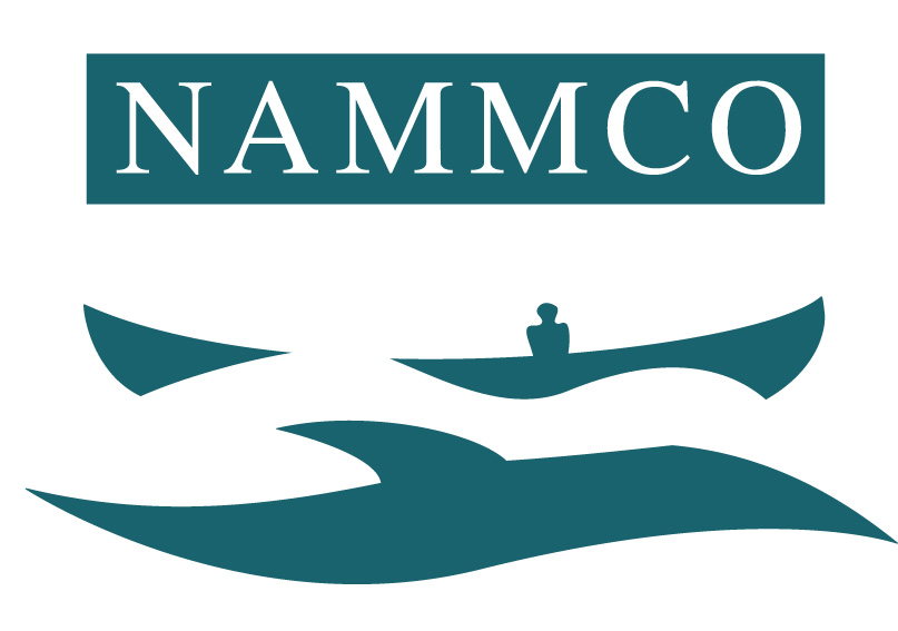 logo for North Atlantic Marine Mammal Commission