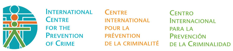 logo for International Centre for the Prevention of Crime