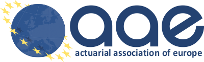 logo for Actuarial Association of Europe