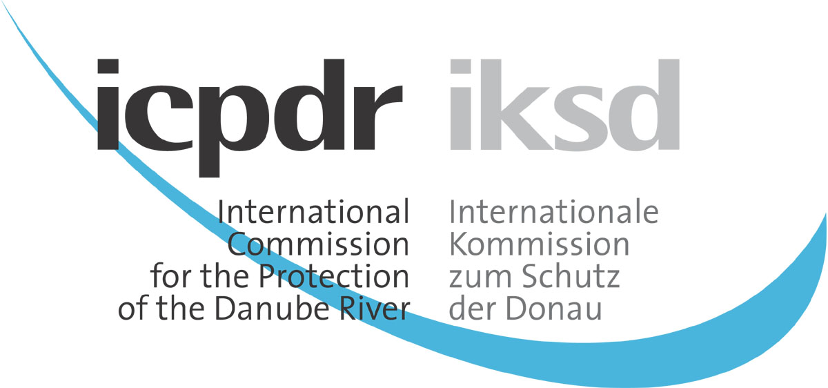 logo for International Commission for the Protection of the Danube River