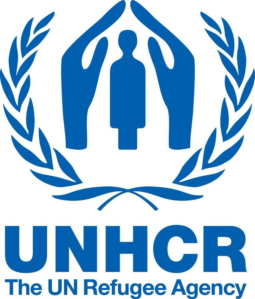 logo for United Nations High Commissioner for Refugees