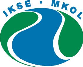 logo for Internationale Kommission zum Schutz der Elbe