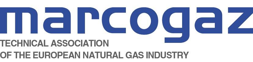 logo for MARCOGAZ - Technical Association of the European Natural Gas Industry