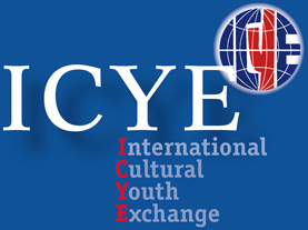 logo for International Cultural Youth Exchange