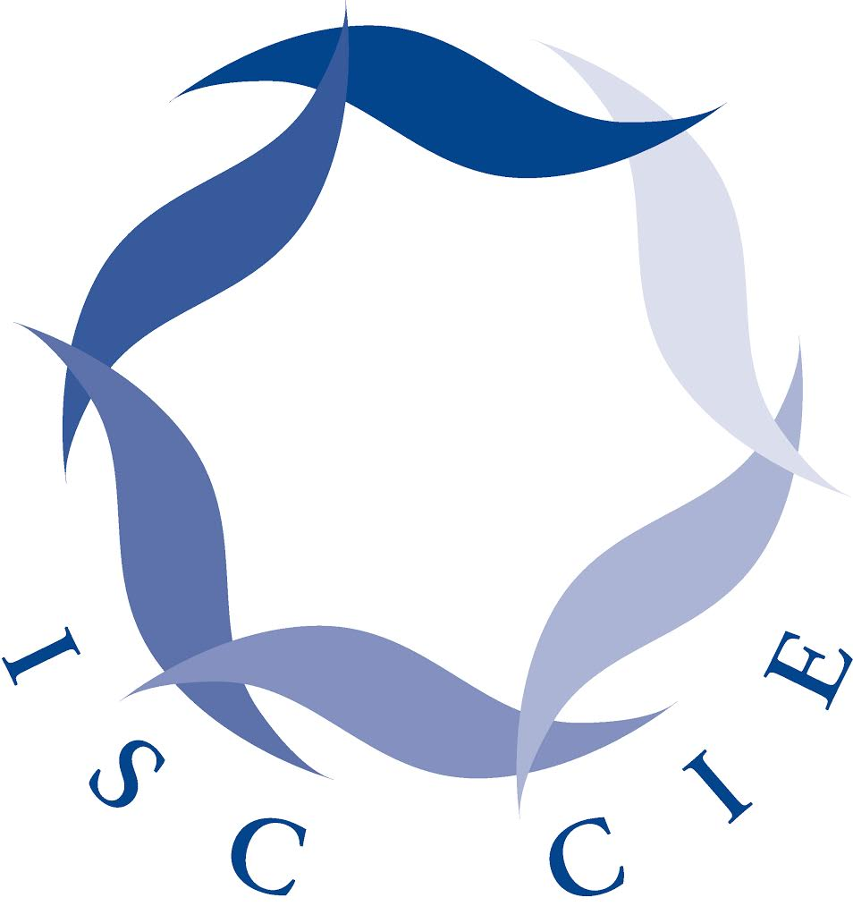 logo for International Commission of the Schelde River