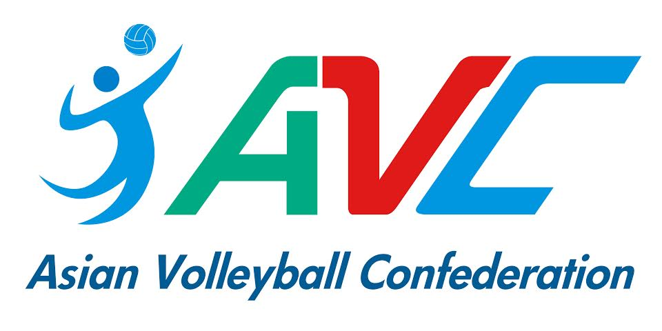 logo for Asian Volleyball Confederation