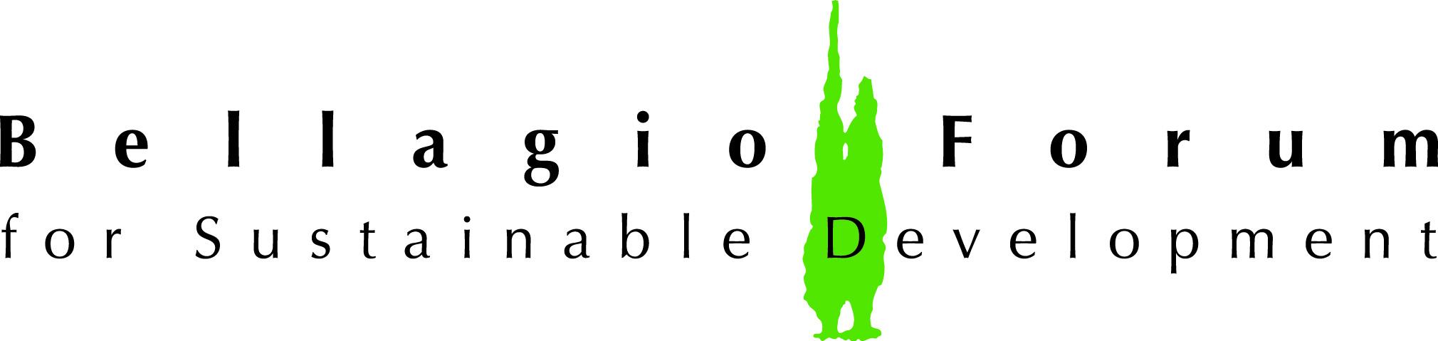 logo for Bellagio Forum for Sustainable Development