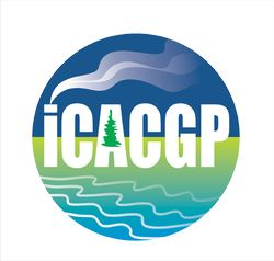 logo for International Commission on Atmospheric Chemistry and Global Pollution