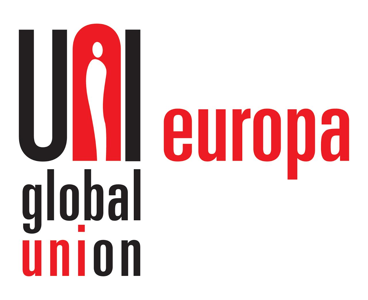 logo for UNI Global Union - Europa