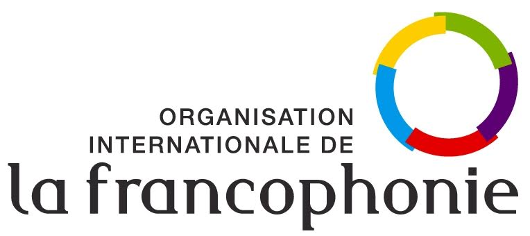 logo for Organisation internationale de la Francophonie