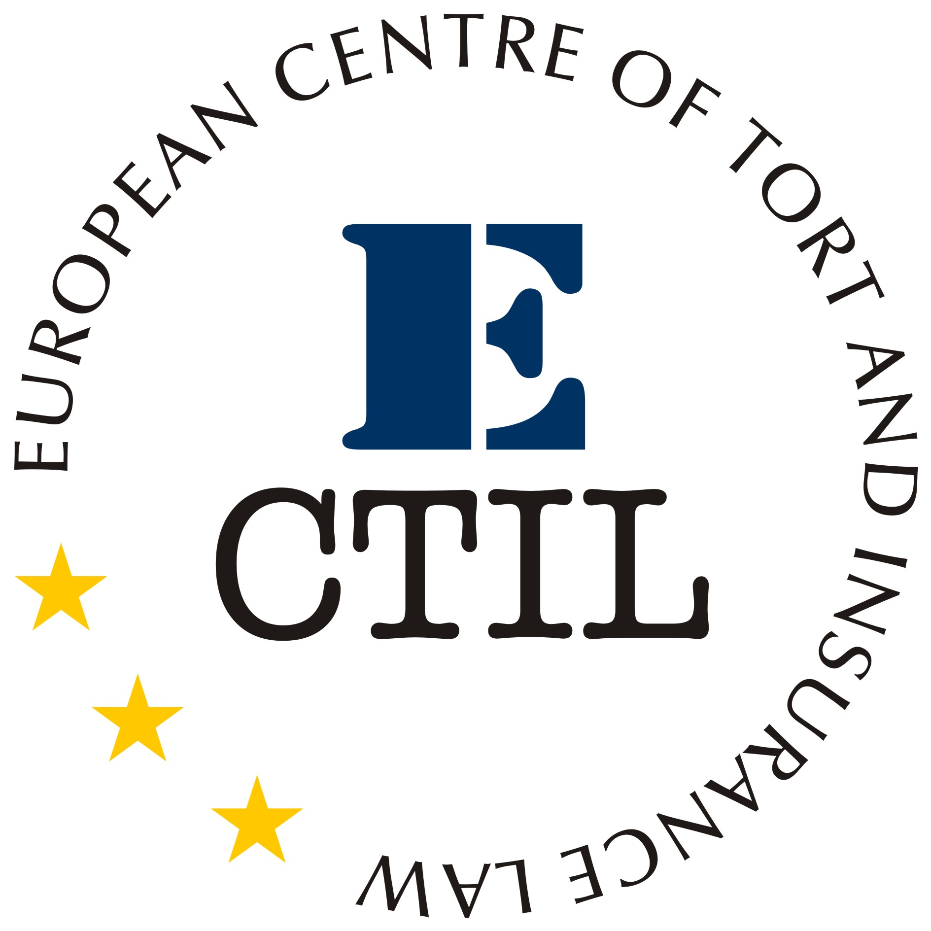 logo for European Centre of Tort and Insurance Law