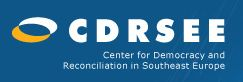 logo for Center for Democracy and Reconciliation in Southeast Europe