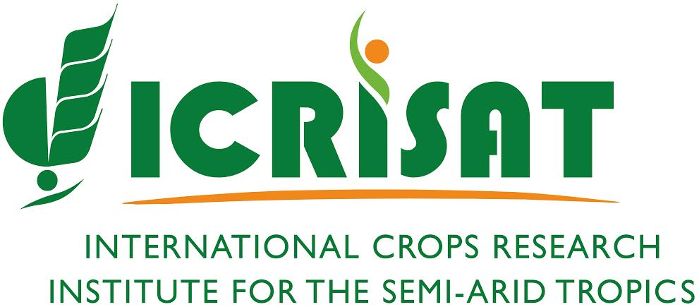 logo for International Crops Research Institute for the Semi-Arid Tropics