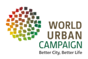 logo for World Urban Campaign