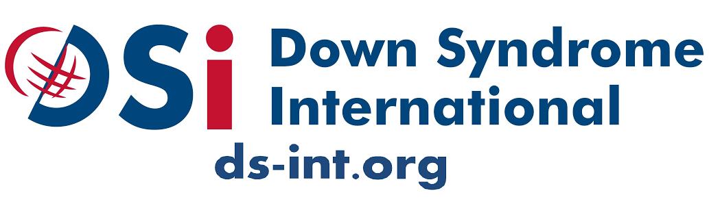 logo for Down Syndrome International