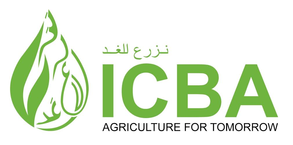 logo for International Center for Biosaline Agriculture