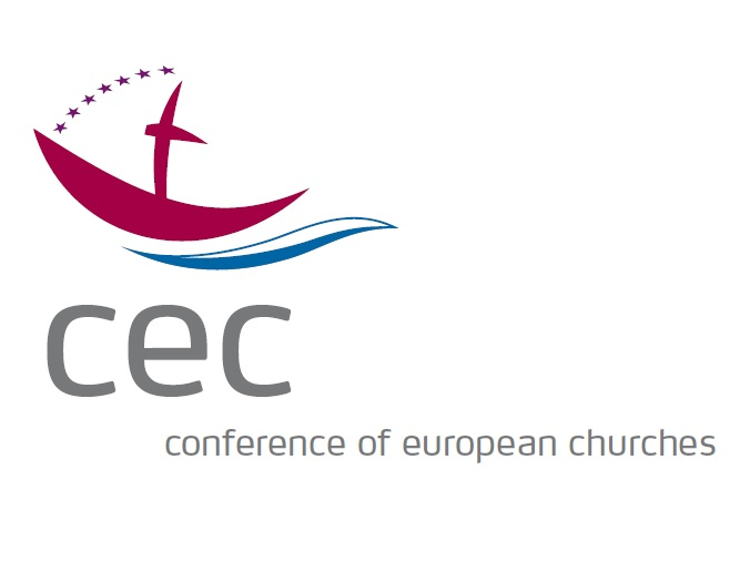 logo for Church and Society Commission of the Conference of European Churches
