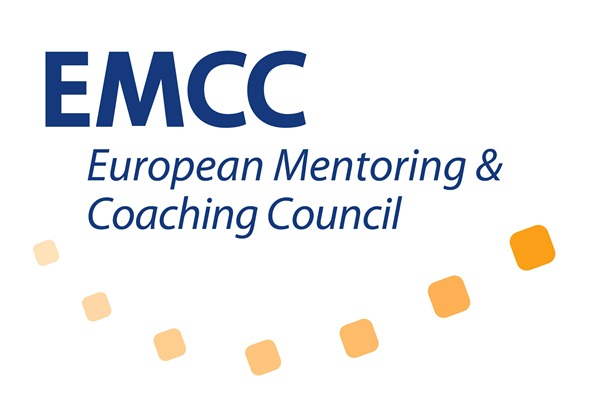 logo for European Mentoring  and  Coaching Council