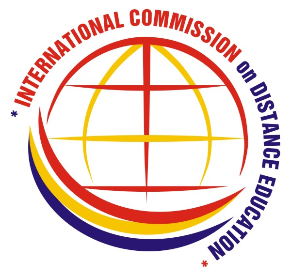 logo for International Commission on Distance Education