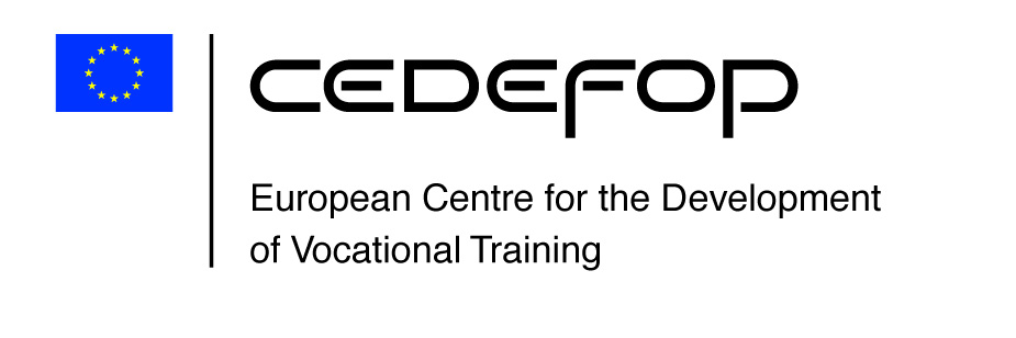 logo for European Centre for the Development of Vocational Training
