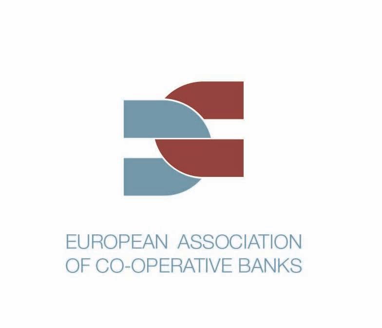 logo for European Association of Co-operative Banks